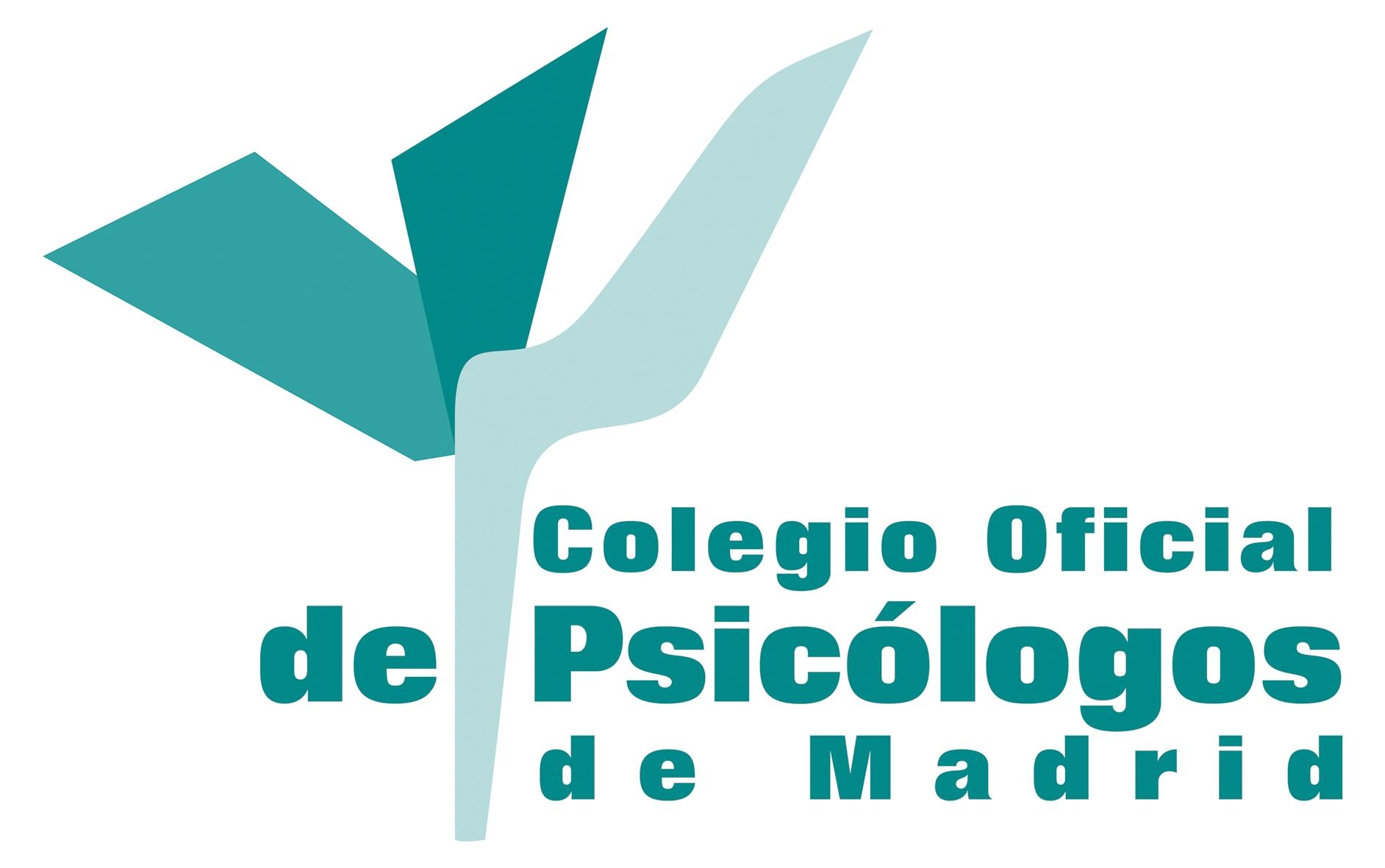 Logo Colegio Psicólogos Madrid